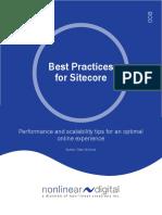 SiteCore Best Practices