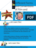 Film Conventions q1(W1-10)
