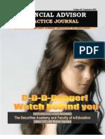 46th Financial Advisor Practice Journal