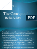 Chapter11 the View of Reliability (1)