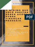 ebook finanças pessoais