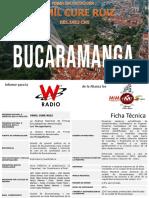 Así votaría Bucaramanga