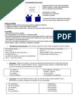 2º CICLO ESO - Escribir Texto Expositivo-Argumentativo