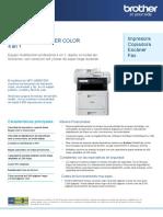 Multifunción Brother Color MFC-L8900CDW