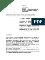Denuncia Penal Por Omision de Actos Funcionales 1