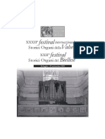 Festival Storici Organi Della Valsesia 2019