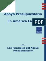 Apoyo Presupuestario en America Latina