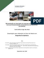 Optimização de Processo KTL - Tese de Mestrado - Carla Reis n.51212