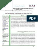 AGROCLIMATOLOGIA EN VENEZUELA