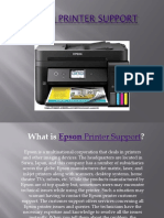 Epson Printer Support | Customer Service Toll-free Number