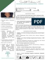 Curriculum PsSCM