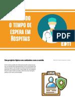 Melhorando o tempo de espera em hospitais