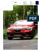 "NOVO RENAULT CLIO TCe 130 NA ""TURBO"""