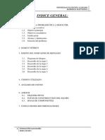 Informe Matriz de Ledsl