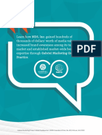 How to Generate Millions in PR Value - NDS Case Study