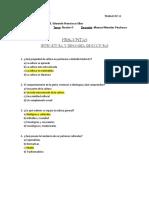 Preguntas Antropología (Trabajo Nº 11) [4 PREGUNTAS]
