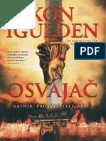 Conn Iggulden - 05 Osvajac