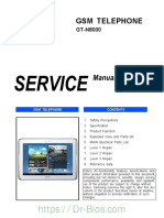 Samsung GT-N8000 Service Manual