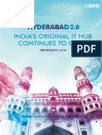 Hyderabad 2.0_- India's Original IT Hub Continues to Grow_June 2018