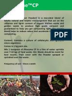 Altazyme Organic Composting