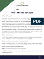 FAQ Hinode Servicos v3