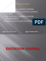 Excitation System