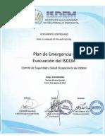 Plan de Emergencia y Evacuación ISDEM