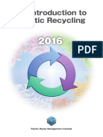 Plastic Recycling 2tomorroe