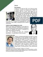 Autores Musicales Guatemaltecos