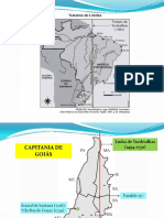 Historia e Geografia de Goias