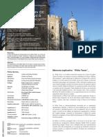 White tower of London, Proyecto de restauración