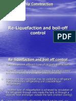 Re-liquefaction & Boil off Control Gas tanker vessels.ppt