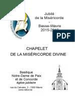Chapelet de la misericorde divine.pdf