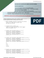 Cuestionario Preexamen Programacion I