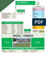 Rassegna Stampa 18/19 - Girone di ritorno