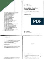 Berger, P. y Luckmann, T. - Modernidad, pluralismo y crisis de sentido.pdf