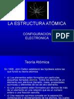 LA ESTRUCTURA ATOMICA (zeballos).ppt