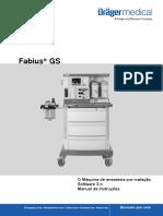 Manual Fabius GS Dragger