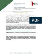 2.2 Interaccion Biologica Con Biomateriales
