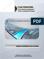 Manual Civil 3D Basico 2015