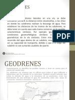 06 - Geodrenes