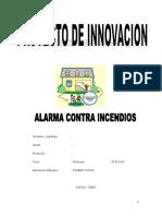 Alarma Contra Incendios 6to- Informe