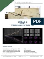 Unidad 8 Presentacion de Un Proyecto Vial Parte 1 de 2 Rev 0