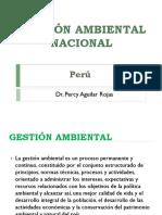 Gestión Ambiental Nacional