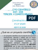 proyecto cientifico