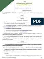 Decreto-lei Nº 3.689, De 3 de Outubro de 1941_código de Processo Penal