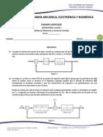 Examen Final Control I- FIMEB