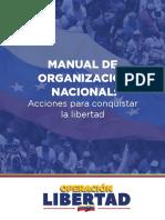 Manual de Organización Nacional