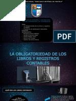 La Obligatoriedad de Los Libros y Registros Contables - Programas de Declaración Telemática