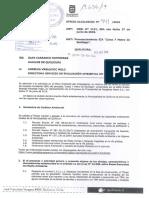 Pronunciamiento de la Municipalidad de Quilicura al proyecto L7 del Metro